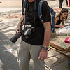 Italian Photographer with Fuji X-T1 Cameras