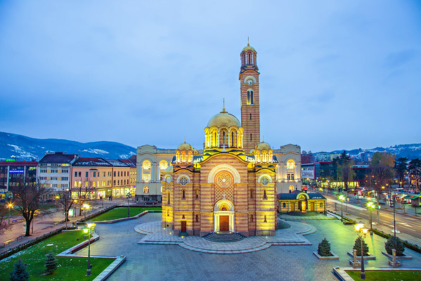 Project 'Magical City: Banja Luka'' No. 4