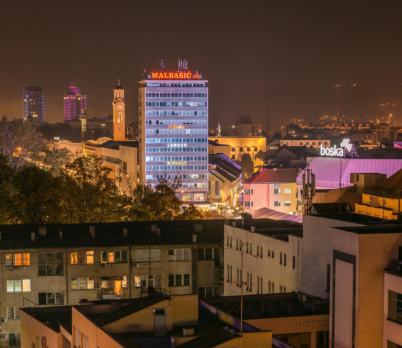 Project 'Magical City: Banja Luka'' No. 3