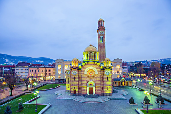 Project 'Magical City: Banja Luka'' No. 29