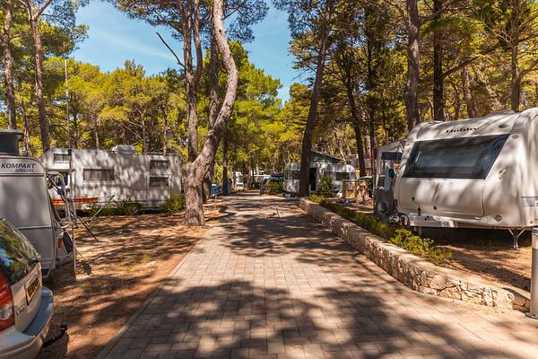 Losinj - Travel Blog / Camp Cikat