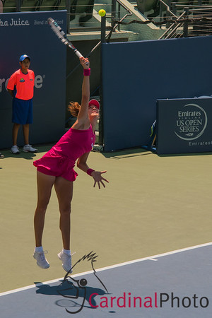 Bank of the West Tennis Tournament 2014
