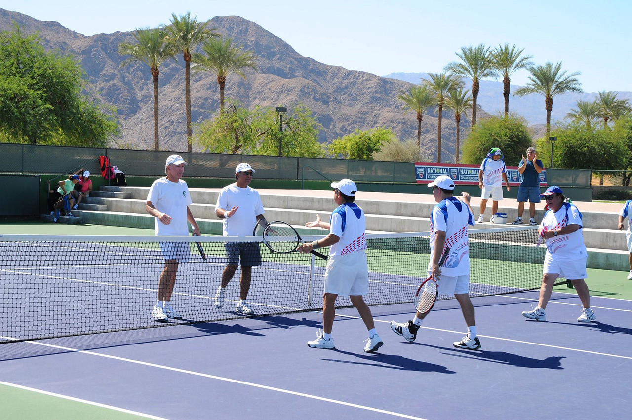 Alpine Hills Tennis National Championship Team