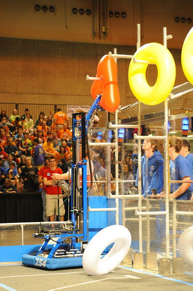 Gatorbotics Nationals Day 2