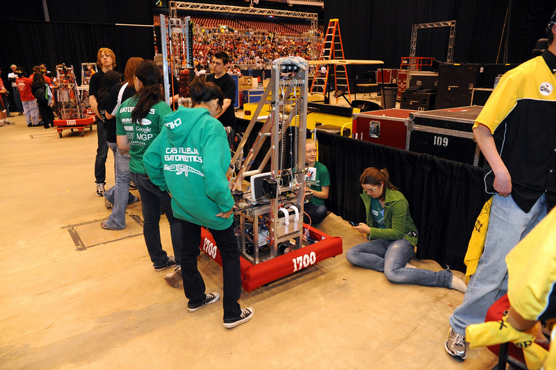 Gatorbotics Nationals 2011
