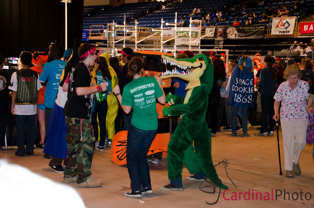 Gatorbotics SVR 2011
