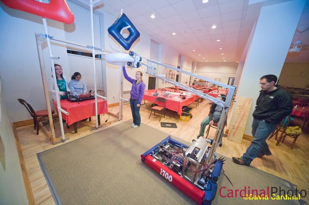 Gatborbotics Build and Ship Night