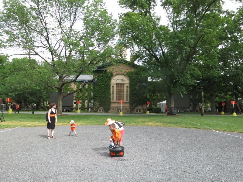 Princeton Graduation 2015