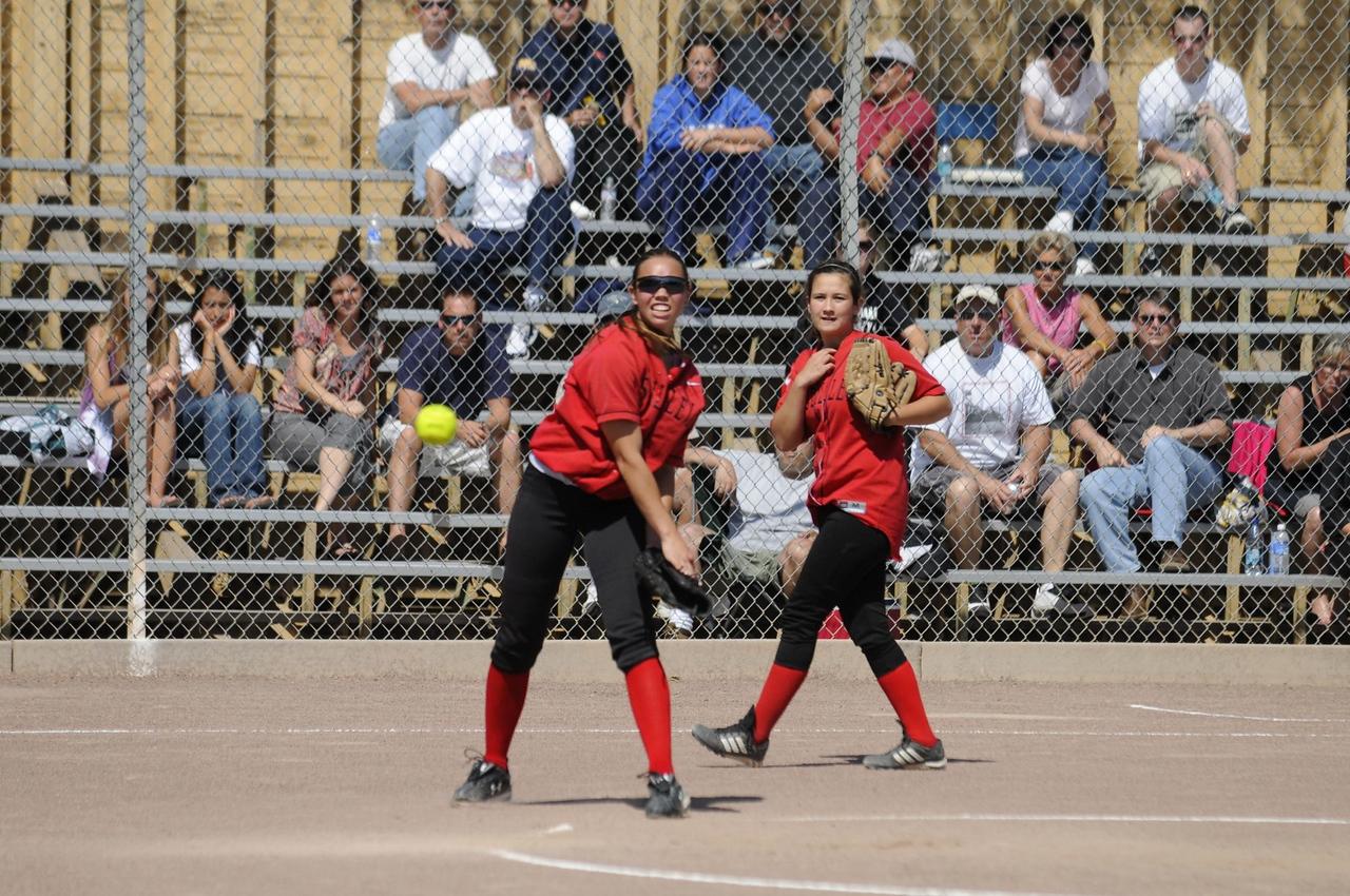 Castilleja Softball CCS Playoff vs Burlingame High School