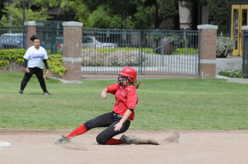 Castilleja Softball vs Sequoia