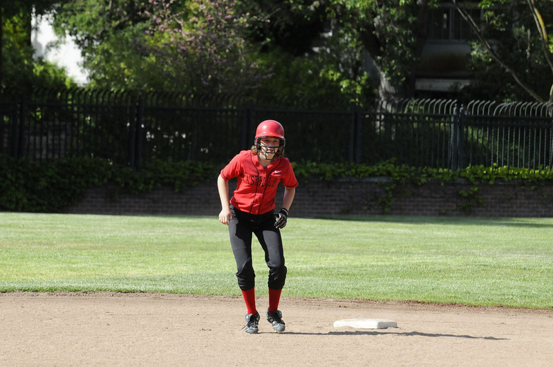 Castilleja Softball vs King's Academy