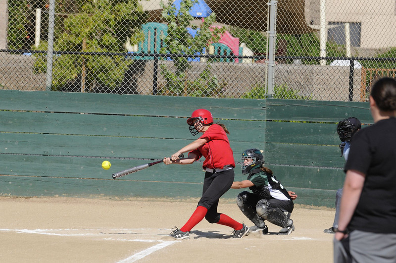 Castilleja Softball vs Harker