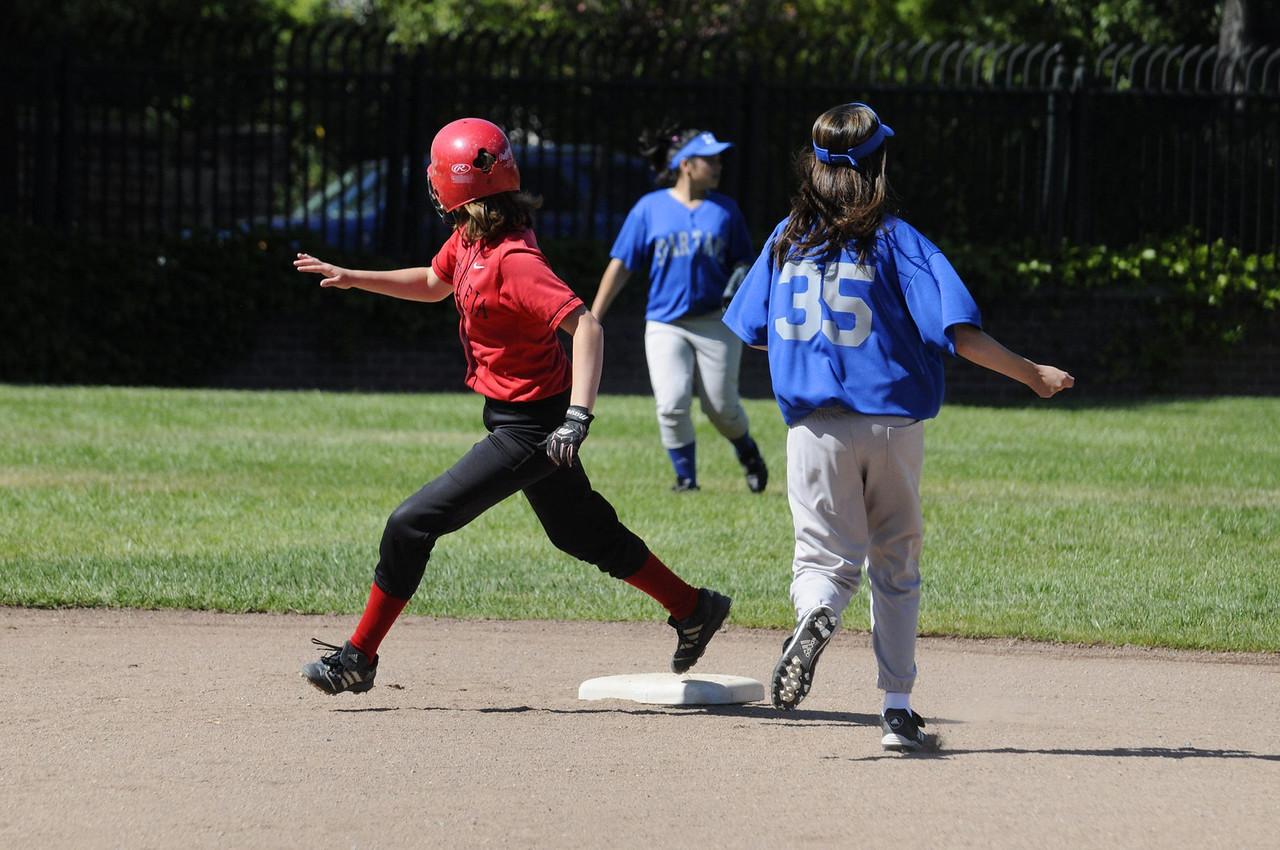 Castilleja Softball vs ICA