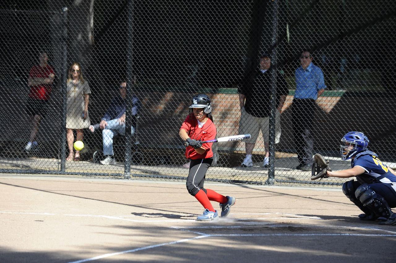 Castilleja Softball vs. Menlo