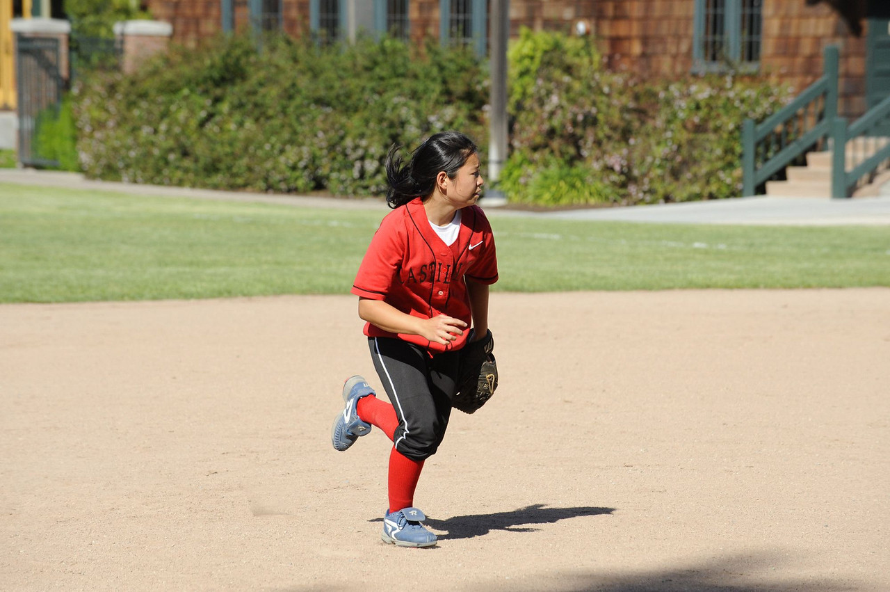 Castilleja Softball vs. Menlo