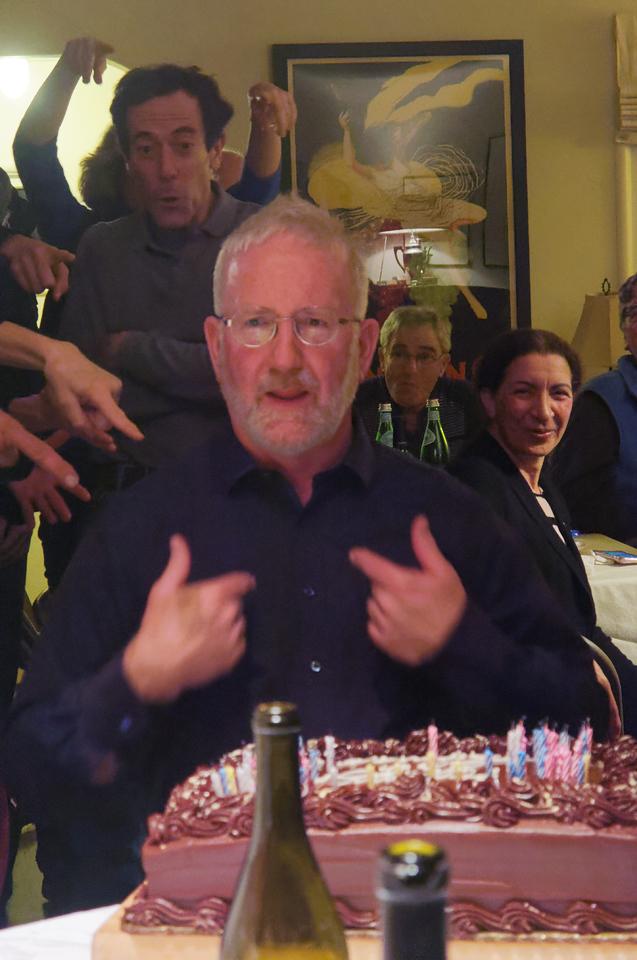 Pat's 60th