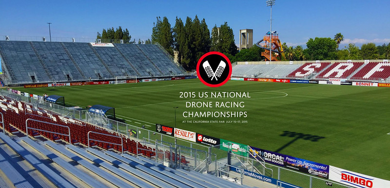03 The 2015 US National Drone Racing Championships at the California State Fair July 15 to 17, 2015. (Photo courtesy of Drone Nationals)