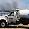 Bison Fire Incident Command Post at Douglas County Fairgrounds (4740)