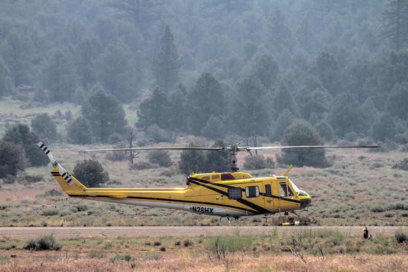 027 Washington Fire in Markleeville, Calif.