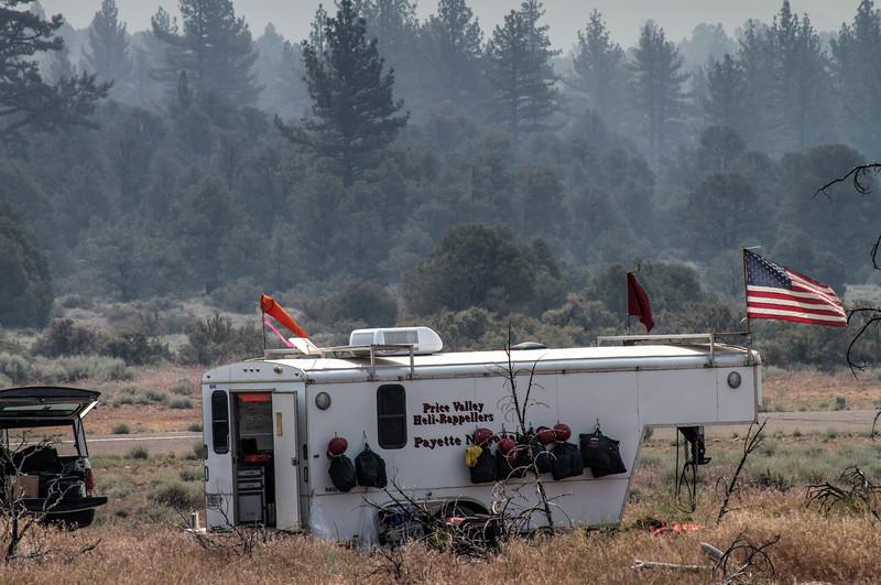 028 Washington Fire in Markleeville, Calif.