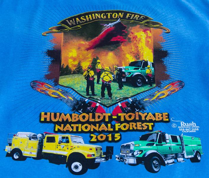 031 Washington Fire Campaign Shirt