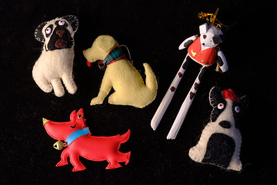 Collect Holidogs!