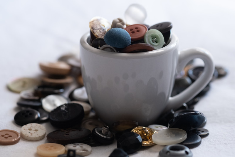 Cup o Buttons