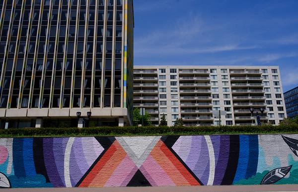 Art Wall Crystal City