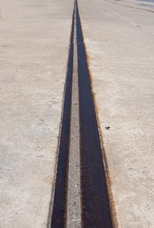 Subway tracks - going nowhere
