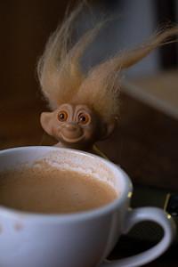 Morning coffee friend