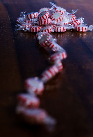 Candy Pile - follow the crumbs!