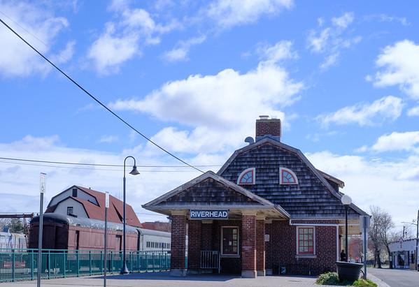 Train Station, Riverhead, NY