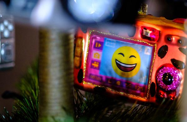 Happy Face Happy Camera Tree