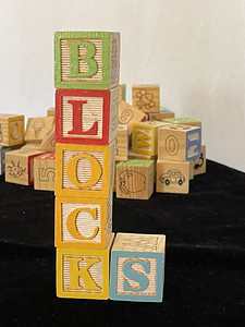 B is for Blocks