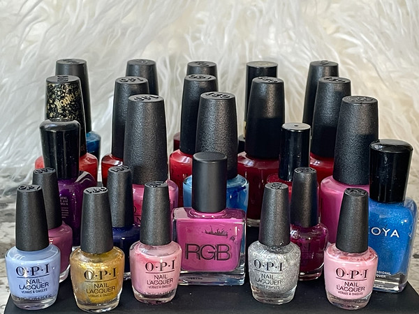 N is for Nail polish