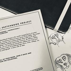 S is for Sketchbook