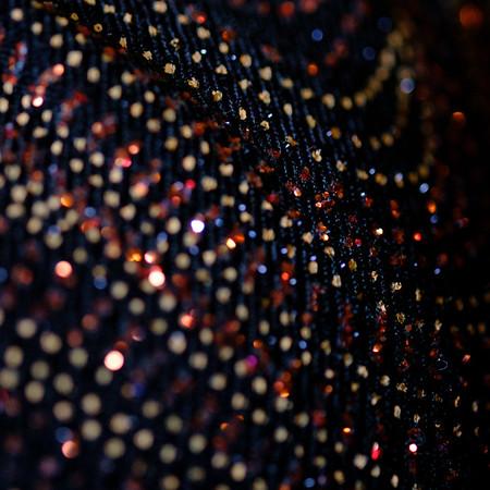 delicate sparkles