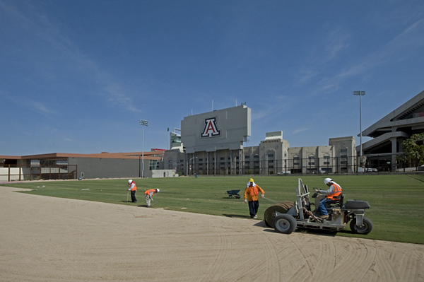 13-9167 Student Recreation Center Field