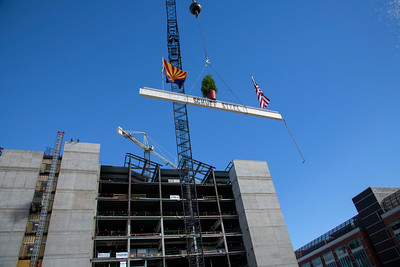 Beam siging topping off event