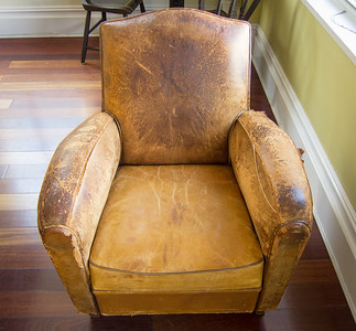 2013-01 Leather chair