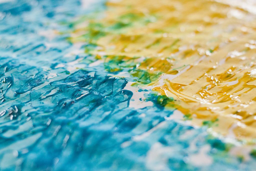 Day 047 Caroline's Painting