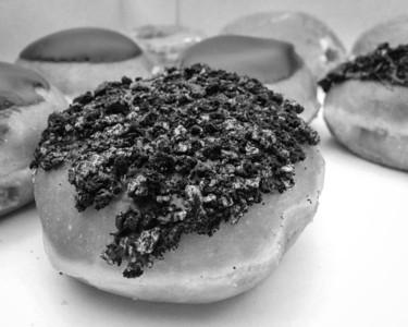 Cookies & Kreme Doughnut