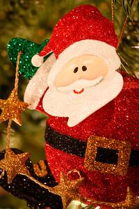 Sparkling Santa