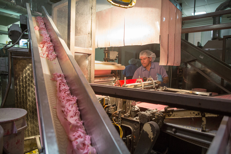 INSIDE NEW ENGLAND CONFECTIONERY COMPANY