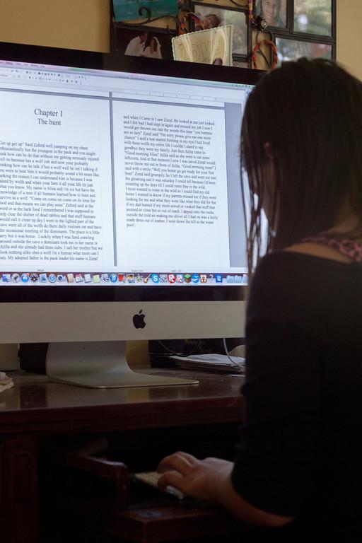 Caroline, Author