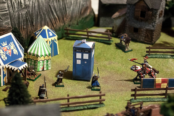 Tardis in The Middle Ages