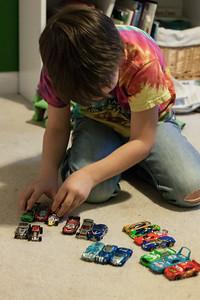 Arranging Cars