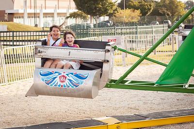 Spinning at Funland