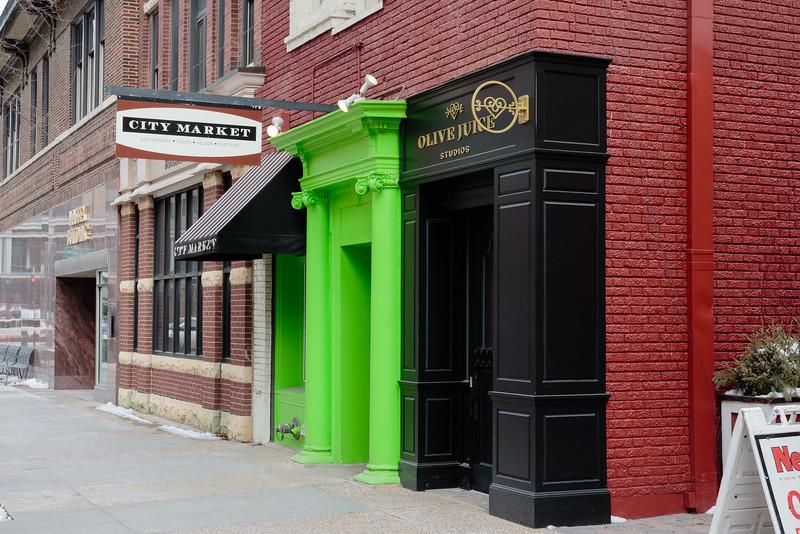 City Market / Olive Juice Studios