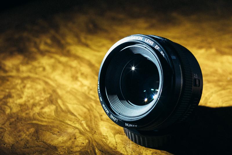 Canon 50mm 1:1.4